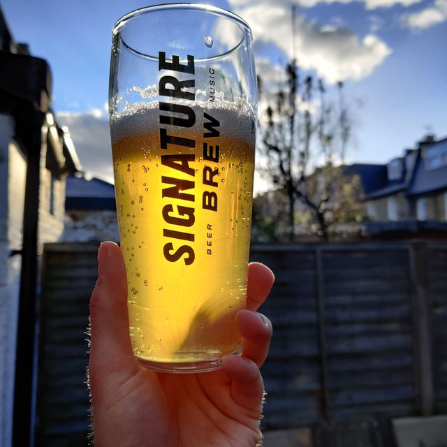 Bring The Pub To You with Signature Brew
