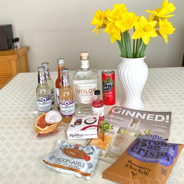 Get Ginned While Staying Home!