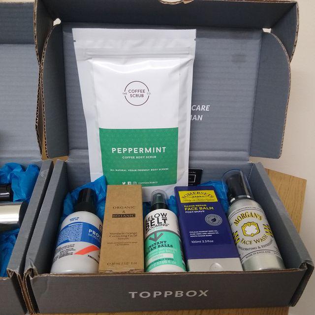 TOPBOX - Personalised Grooming Box