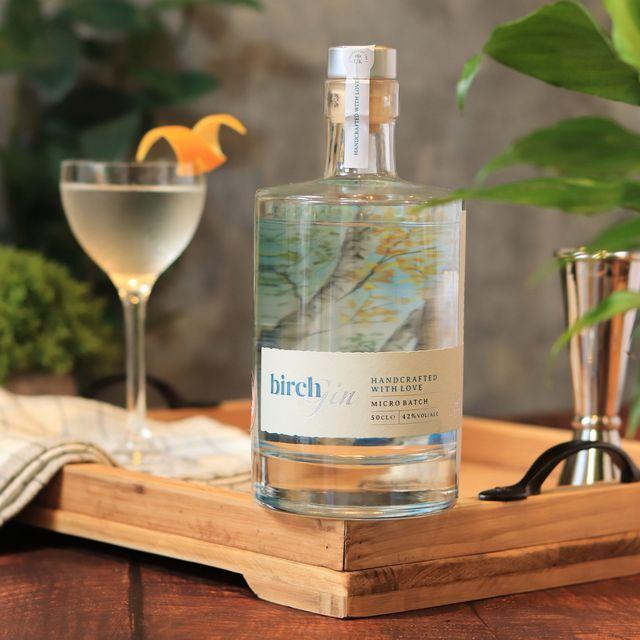 BIRCH GIN REVIEW & BACKSTORY