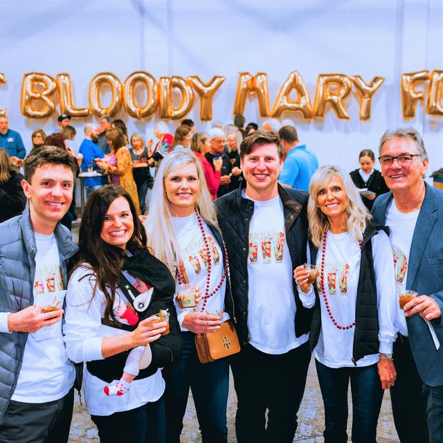 6TH ANNUAL BLOODY MARY FESTIVAL IS ON ITS WAY!!!